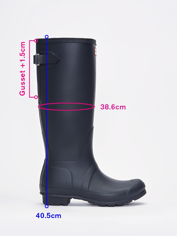 6345321dc6f Hunter Boots | The Hunter Boot Fit Guide