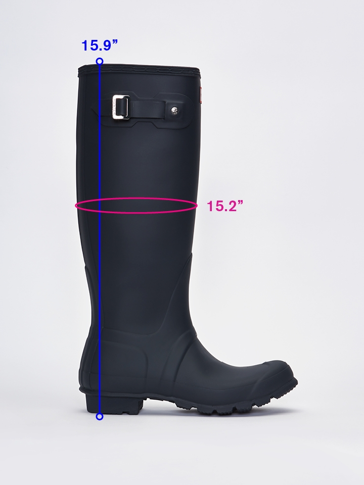 The Hunter Boot Fit Guide bfb400c09
