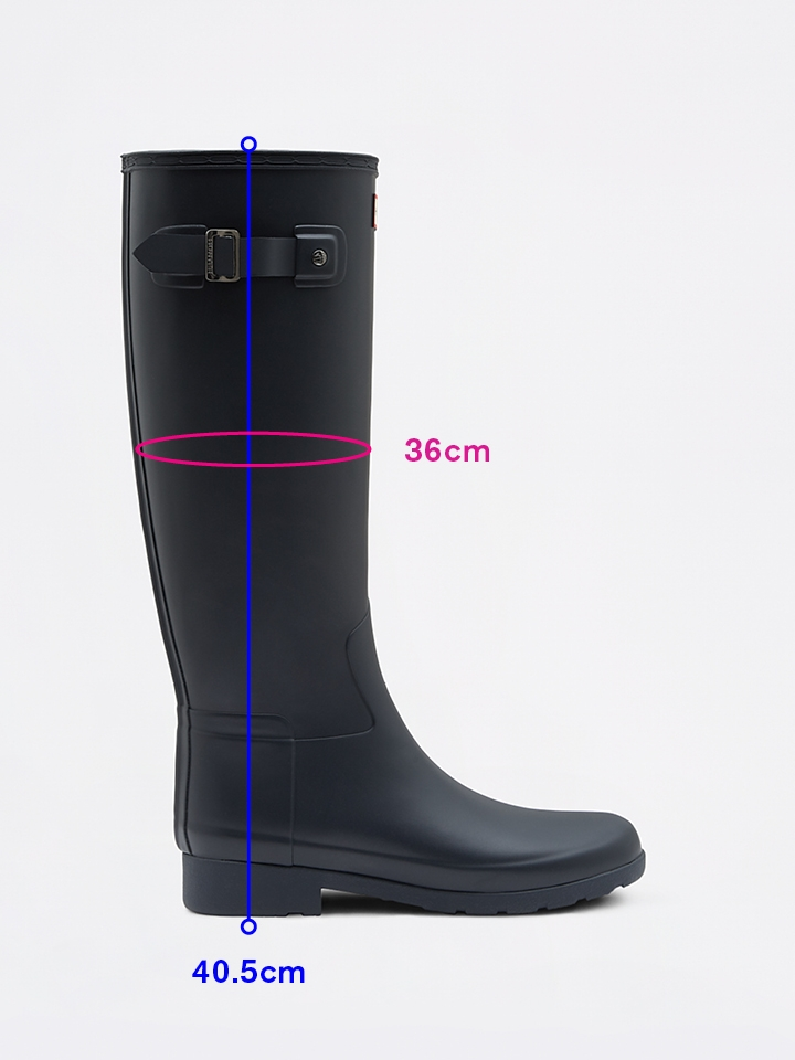 6560a23596e Hunter Boots   The Hunter Boot Fit Guide