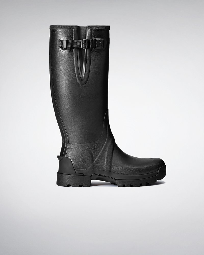 Men's Balmoral Adjustable 3mm Neoprene Wellington Boots