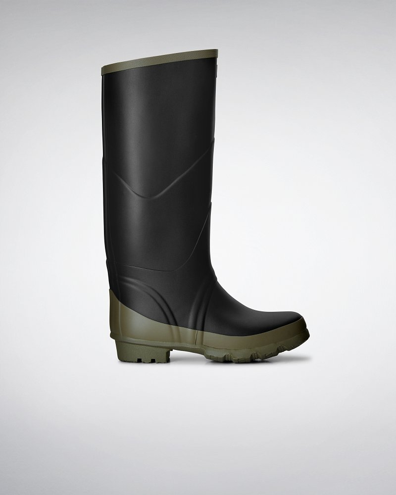 Argyll Bullseye Full Knee Wellington Boots