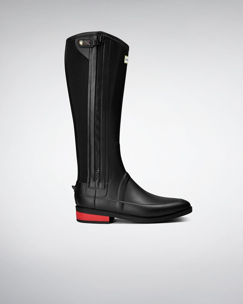 Women's Wellesley Rubber Riding Boots