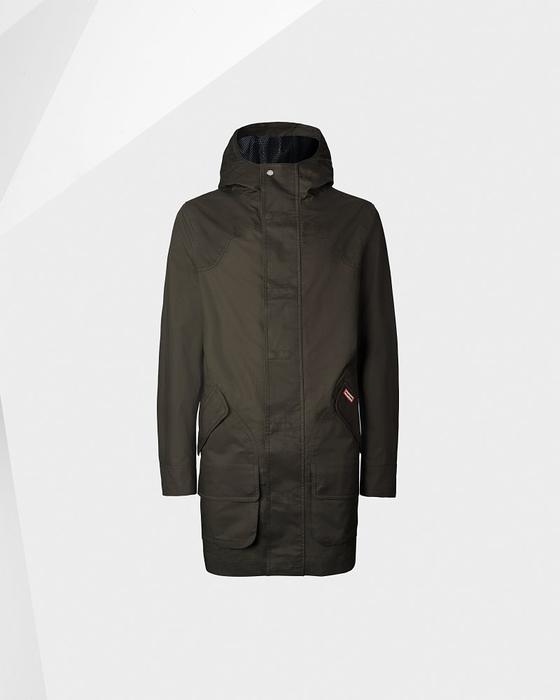 Men's Original Waterproof Cotton Hunting Coat