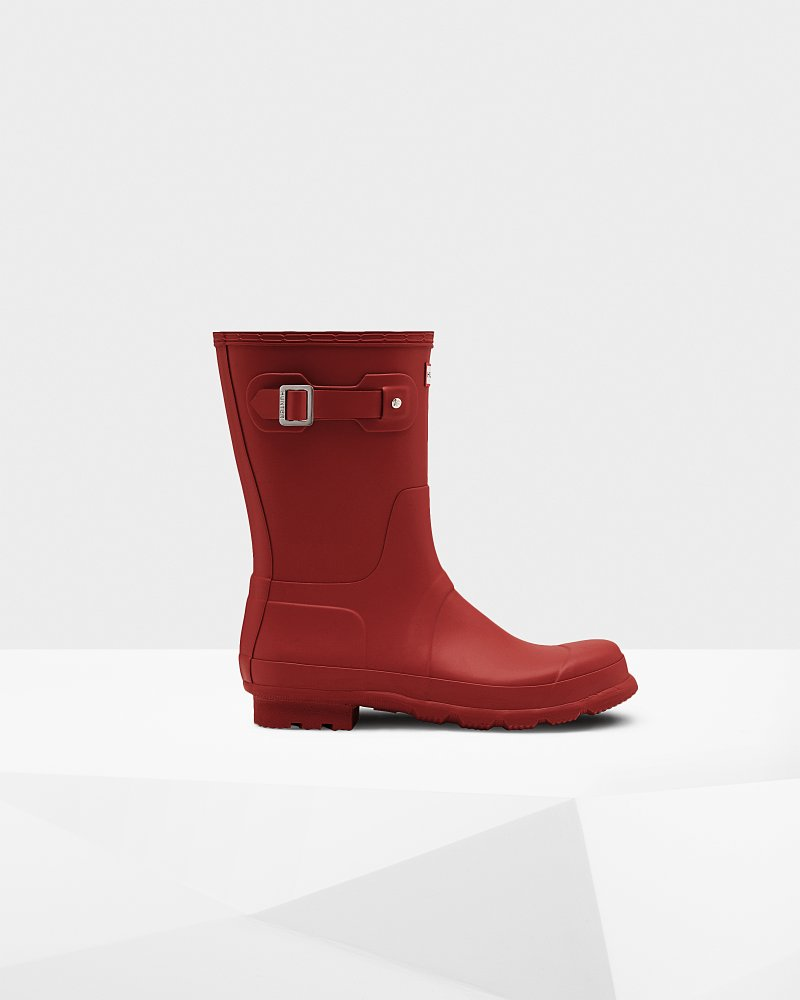 Men's Original Short Wellington Boots