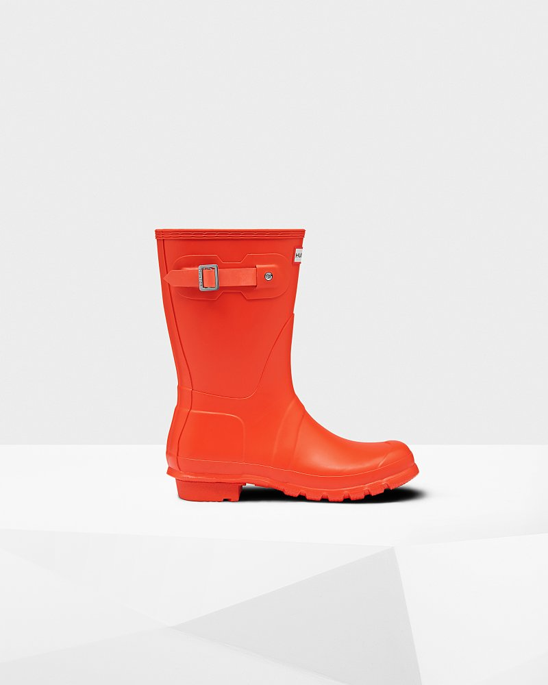 Women's Original Short Wellington Boots
