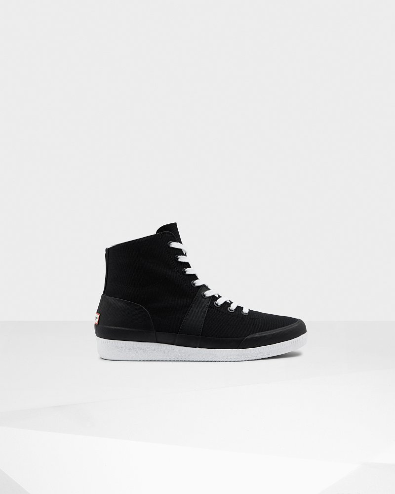 Women's Original Canvas Hi Trainers