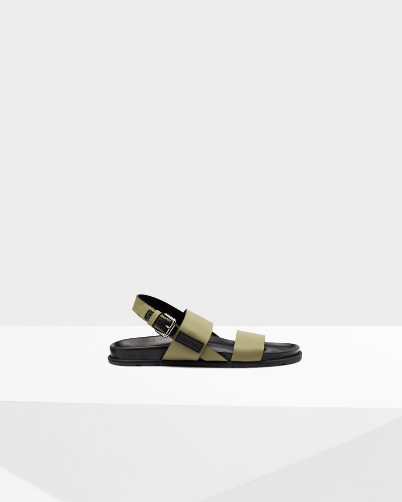 Sandali uomo Original Double Strap in pelle