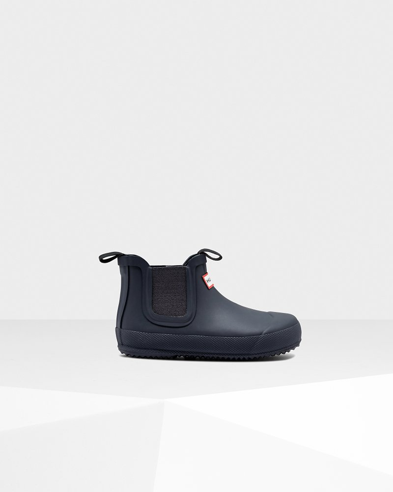 Original Kids Flat Sole Chelsea Boots