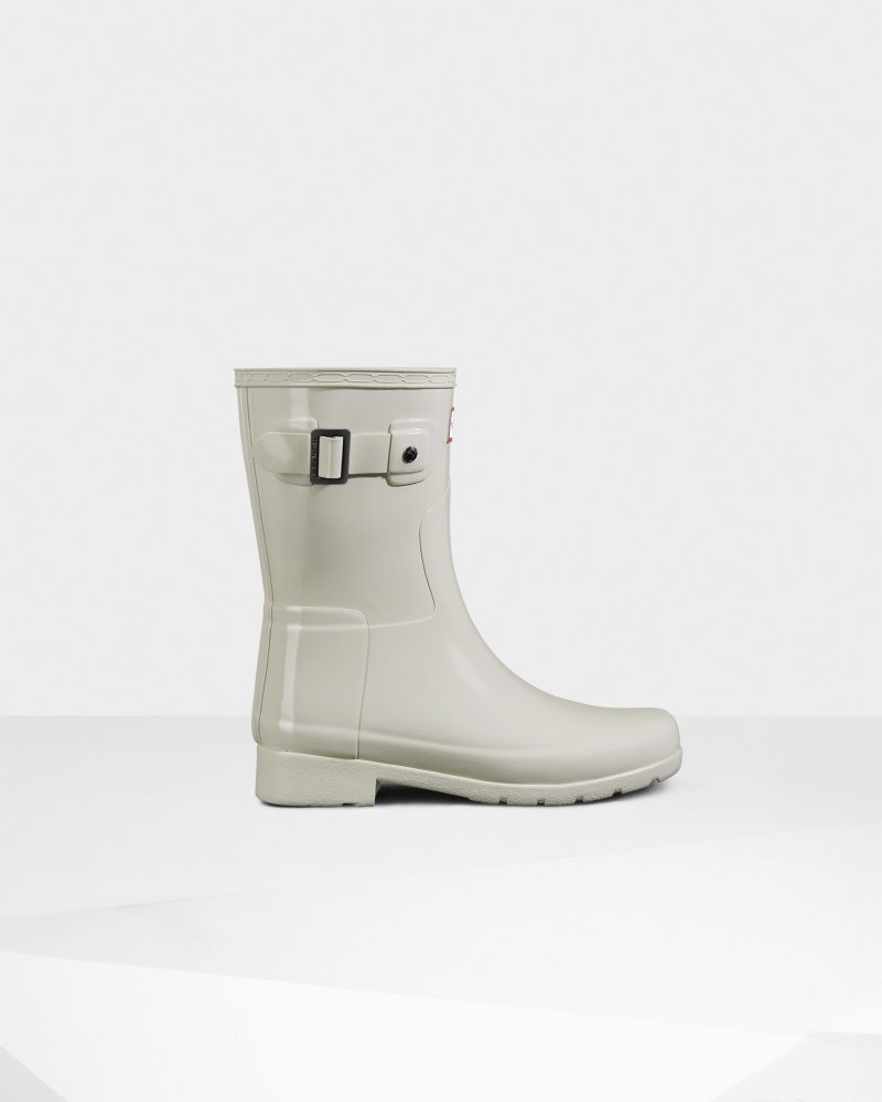 Women's Original Short Refined Gloss Wellington Boots