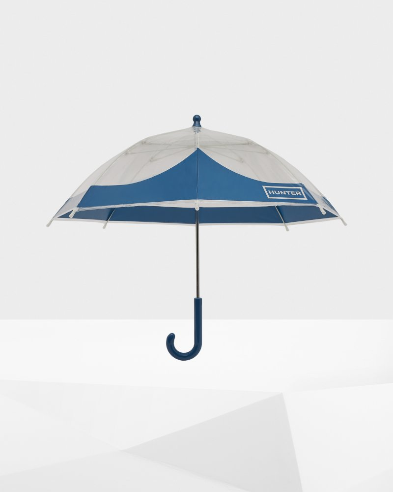 Original Kids' Moustache Bubble Umbrella