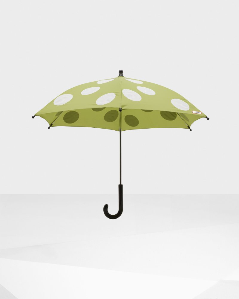 Original Kids Alien Surprise Polka Dot Umbrella