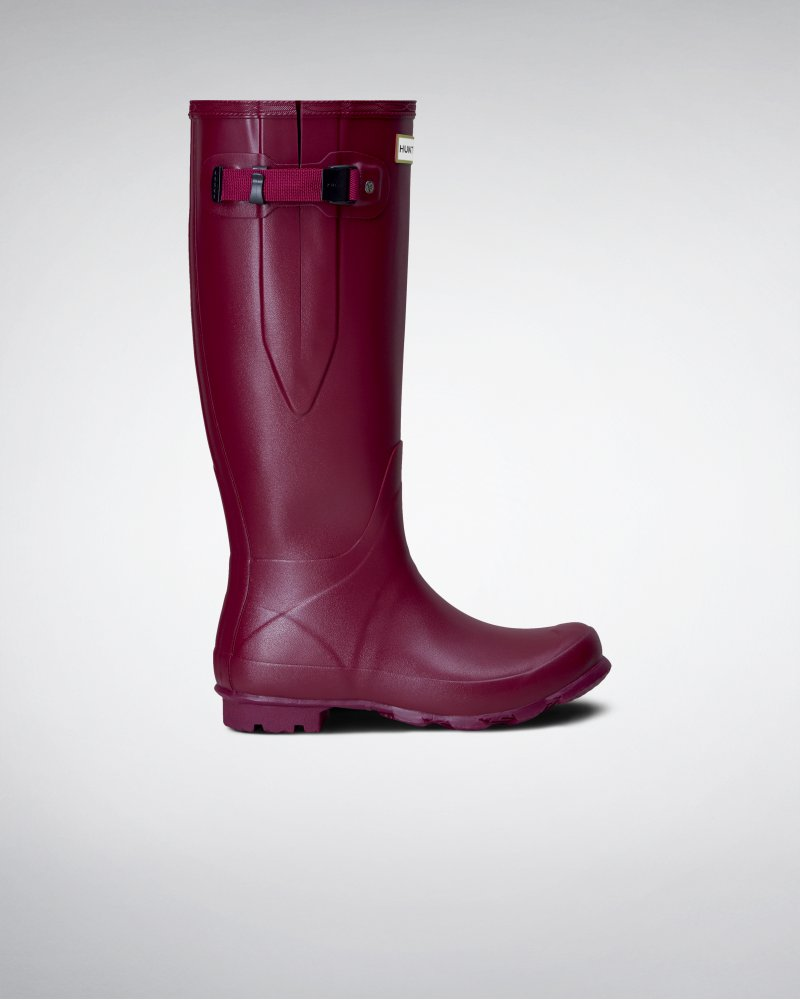 Bota de agua con lateral ajustable Norris Field mujer