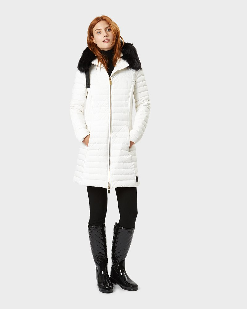 Women's Original Refined Fitted Down Coat