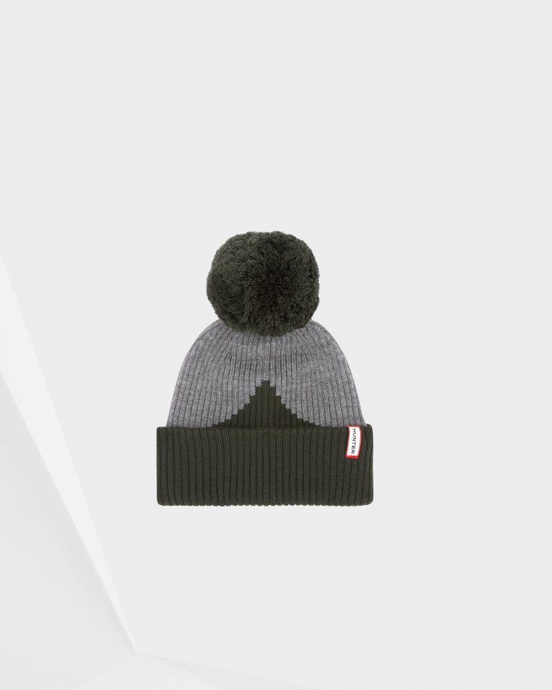 Berretto Original Moustache Bobble Hat