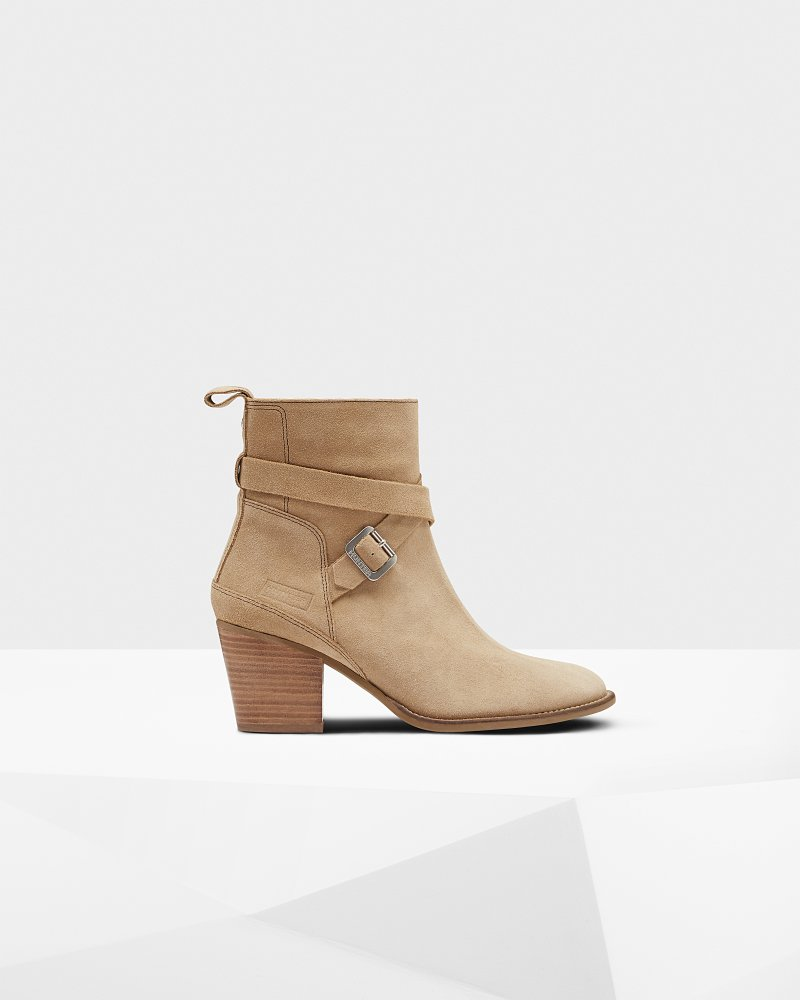 Women's Original Refined Suede Ankle Boots