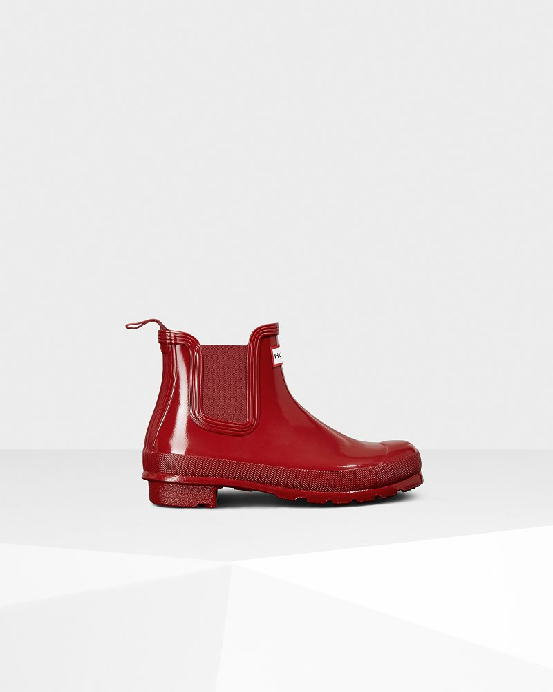 Women's Original Gloss Chelsea Boots