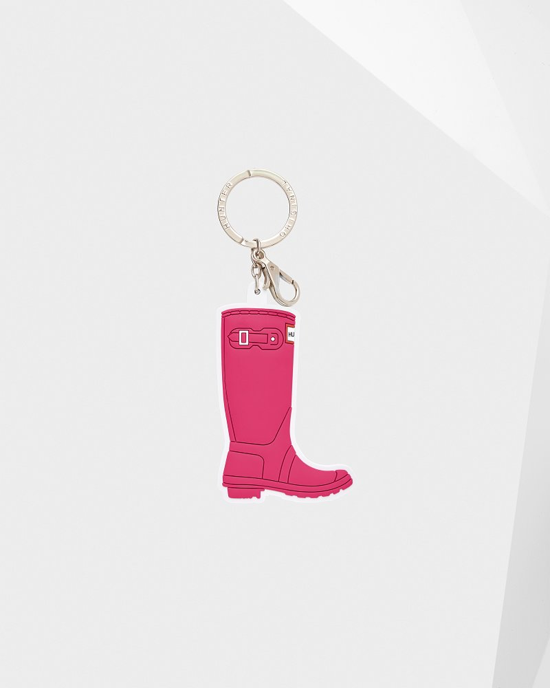 Original Tall Boot Keyring