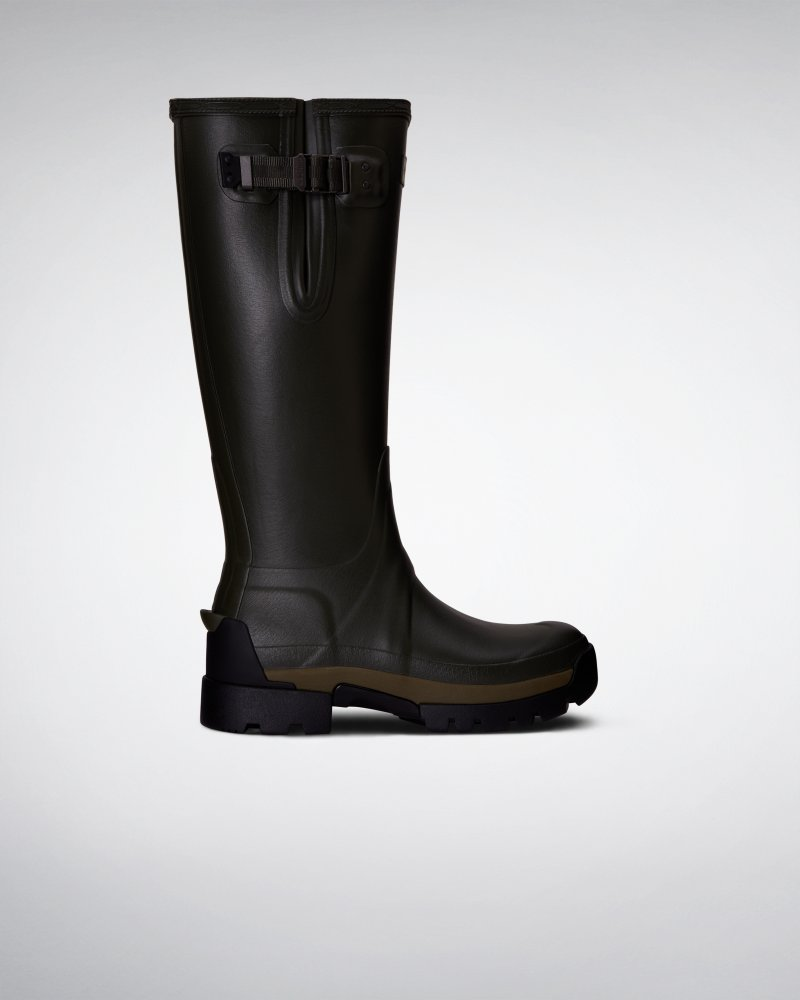 Women's Balmoral Side Adjustable 3mm Neoprene Rain Boots