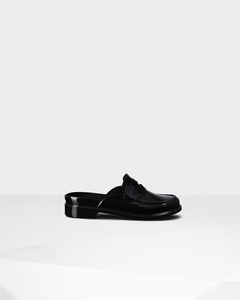Women's Original Backless Gloss Penny Loafer