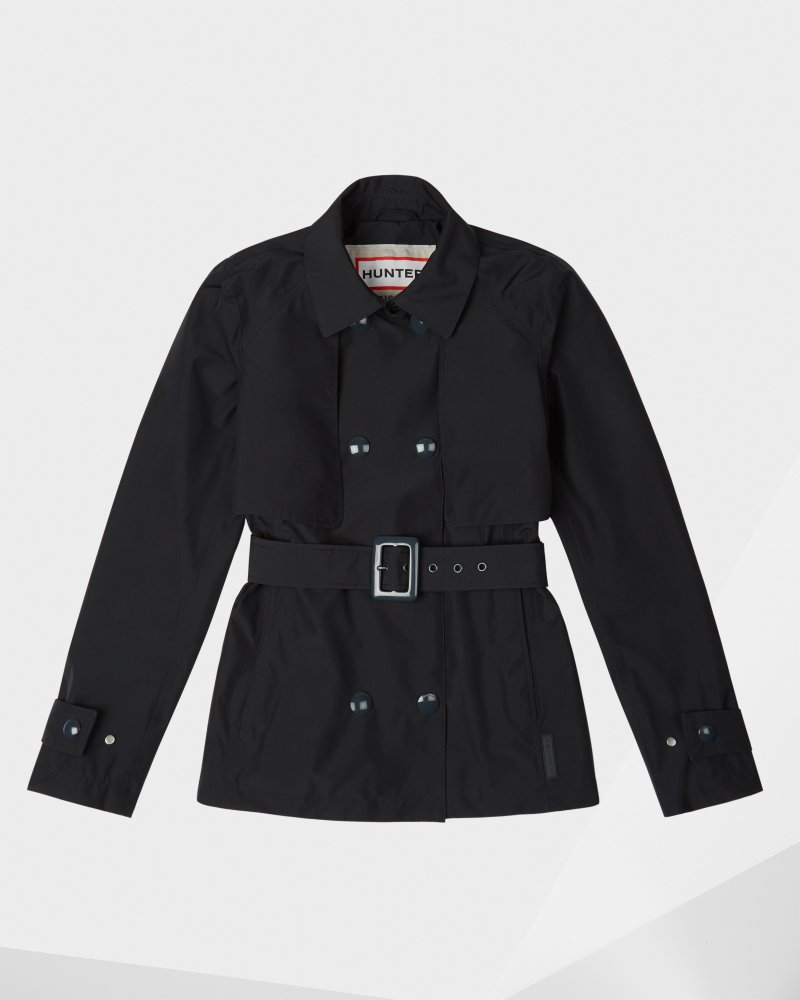 Women's Refined Trench Jacket