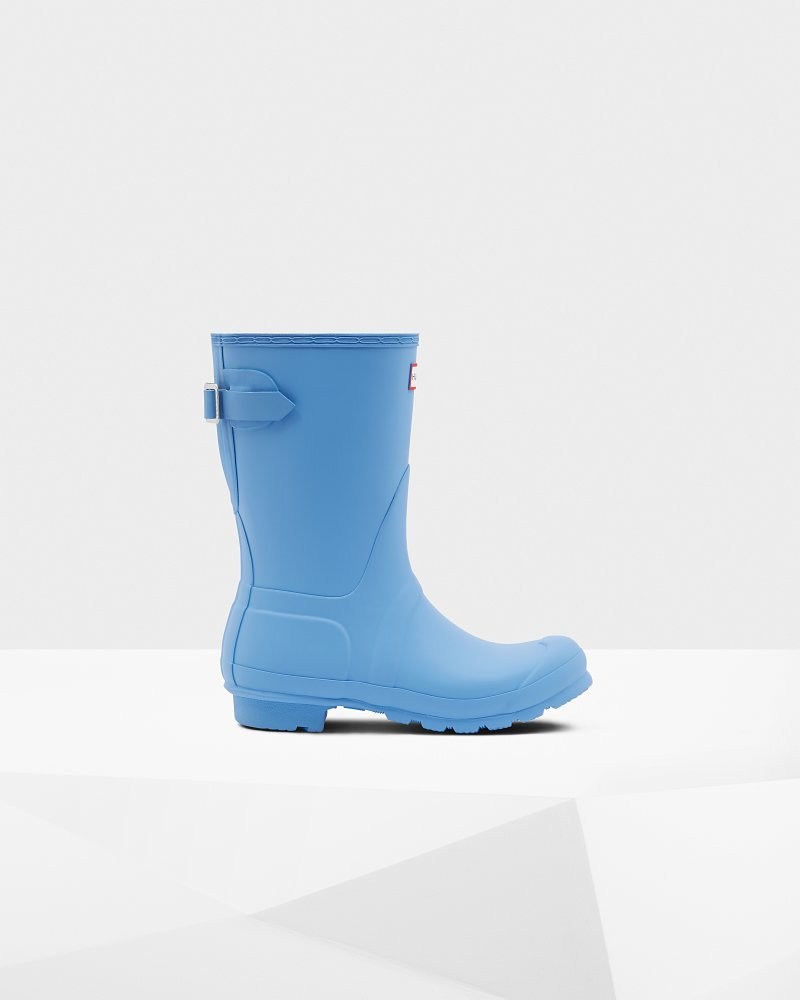 Women's Original Short Back Adjustable Rain Boots