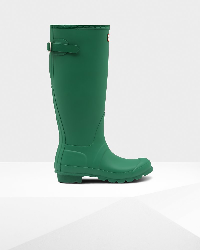 Women's Original Tall Back Adjustable Wellington Boots