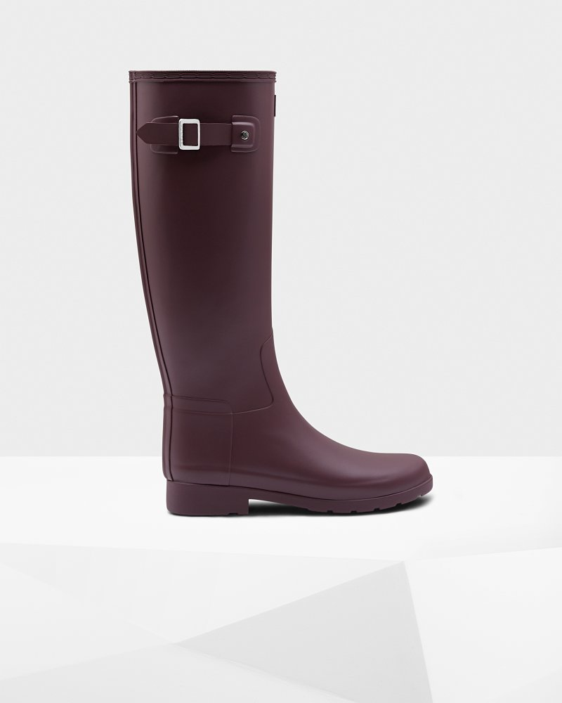 Women's Refined Slim Fit Wellington Boots