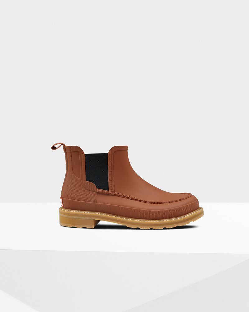 Men's Original Moc Toe Chelsea Boots