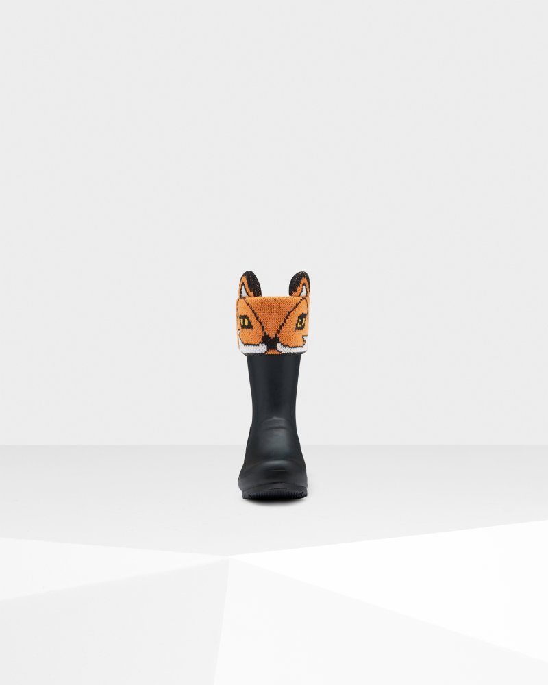 Kids Original Cheeky Fox Cuff Boot Socks