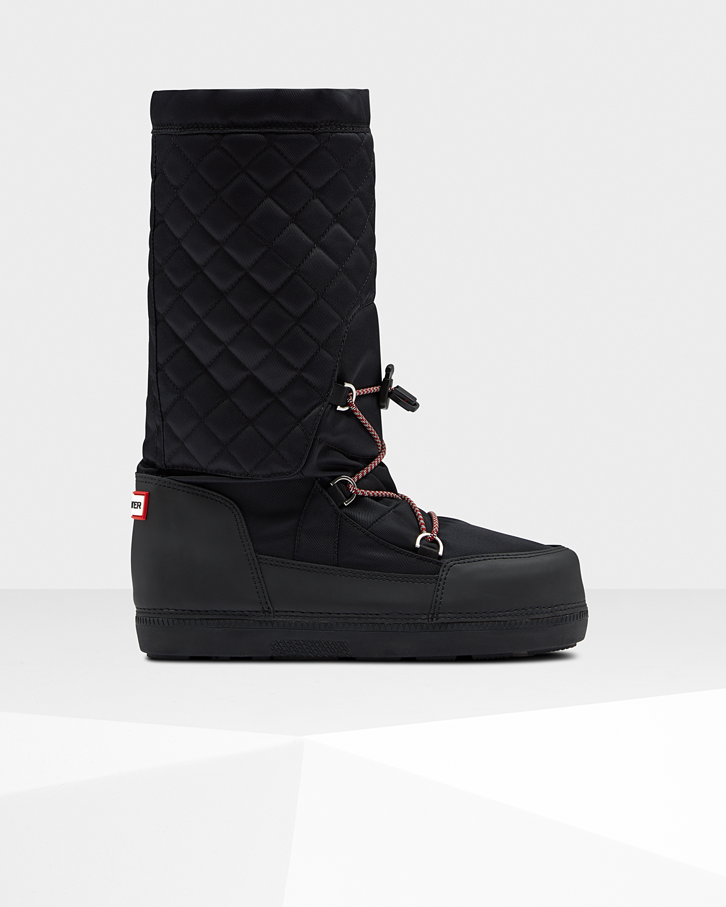80bd3dbf0e28 women s original quilted snow boots  black
