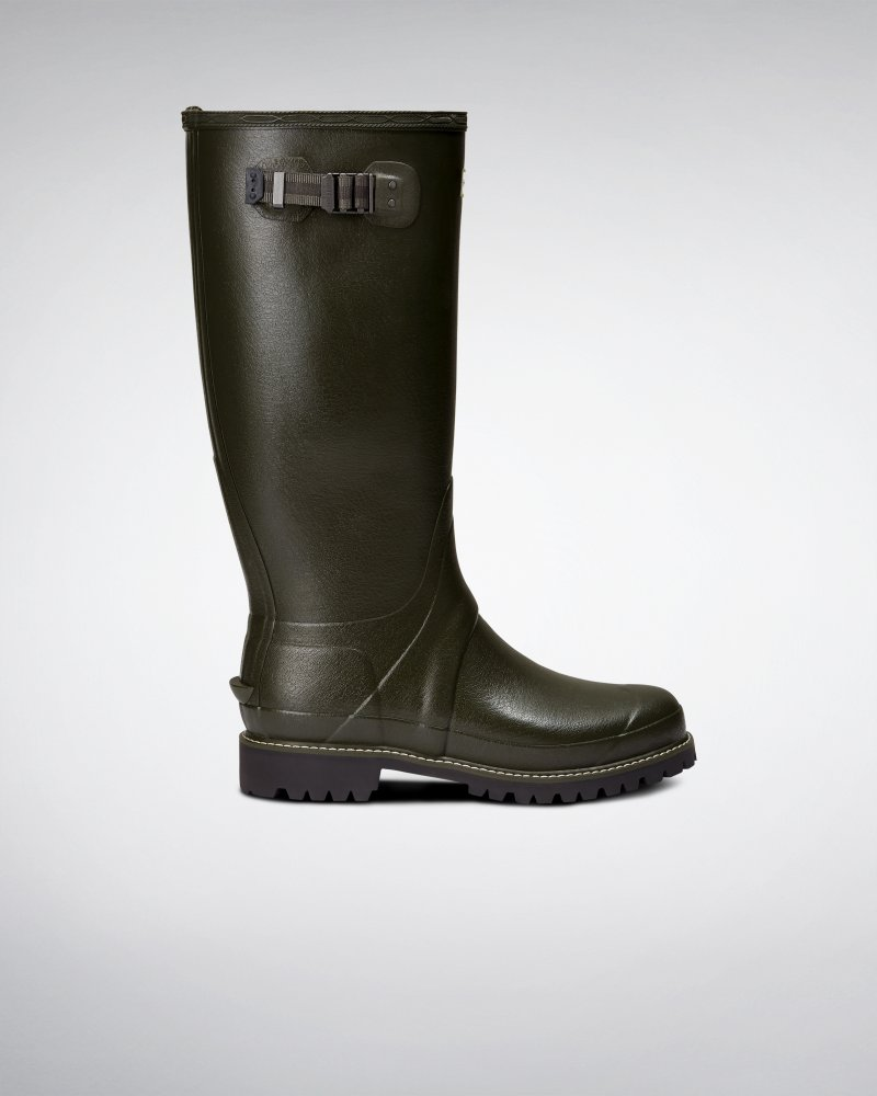 Men's Balmoral Wide Fit Wellington Boots
