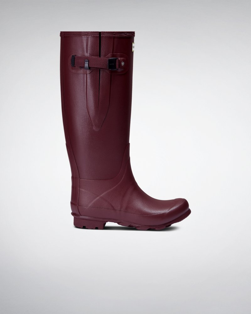 Norris Field Wide Fit Wellington Boots