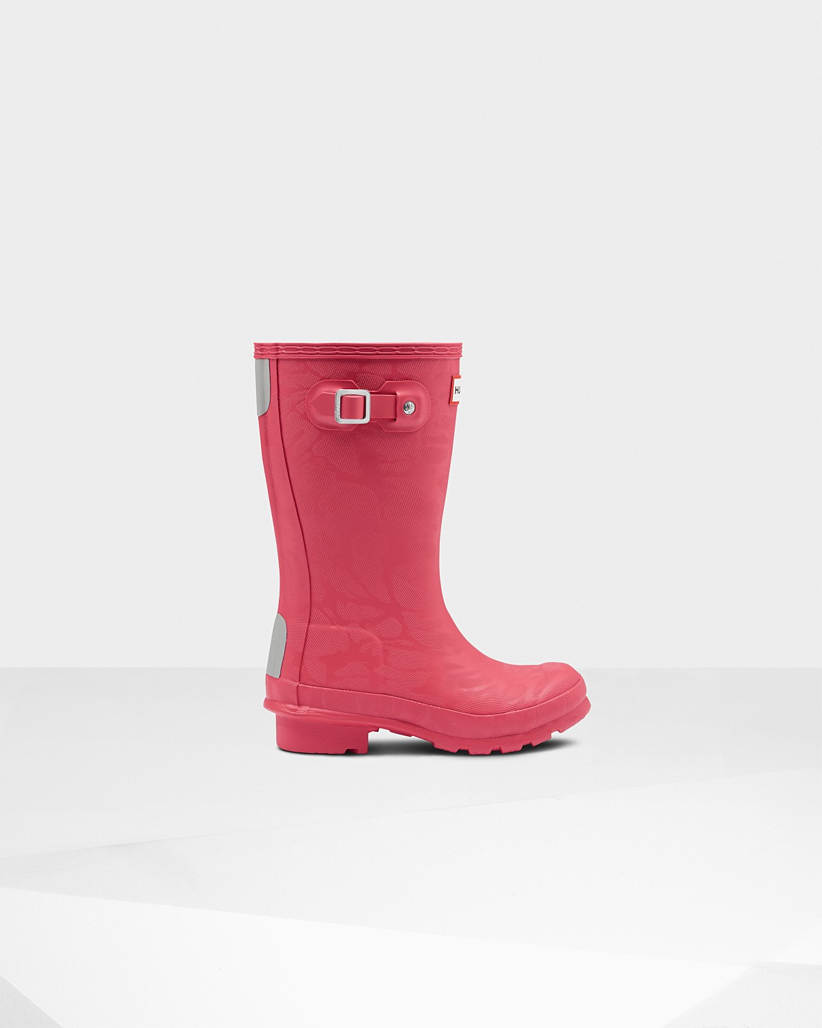 fd15485c9 Big Kids Red Original Kids Insulated Rain Boots