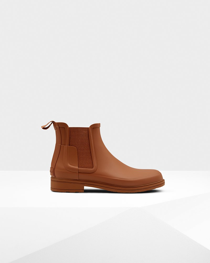 Men's Refined Slim Fit Chelsea Boot