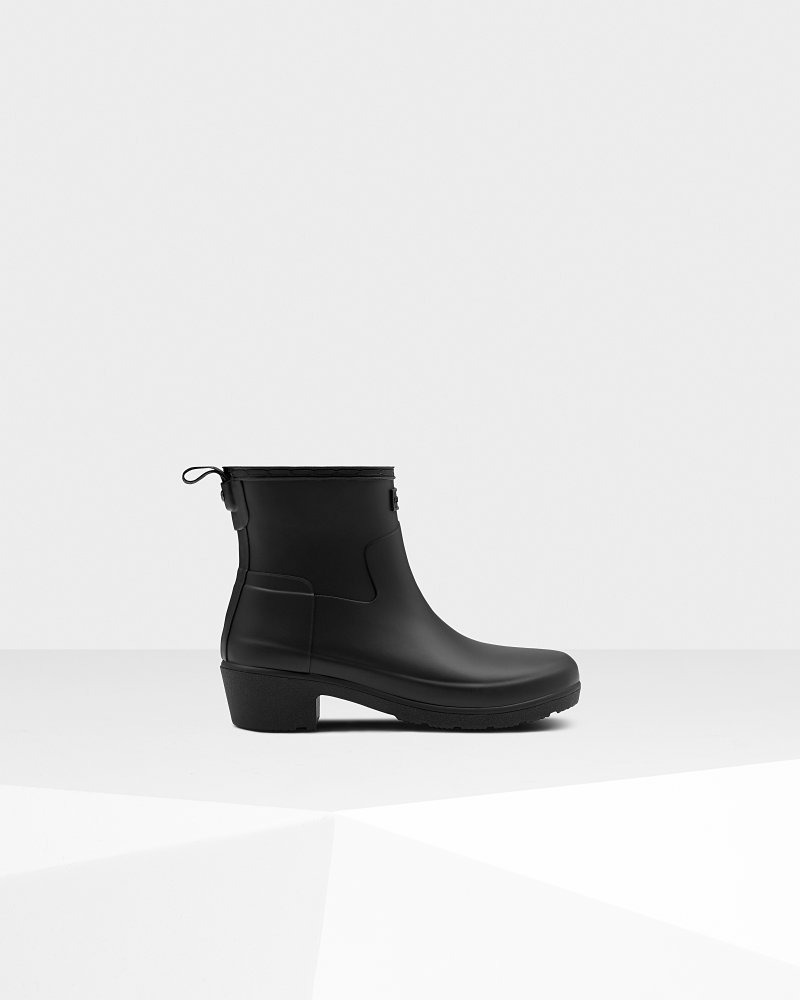 Bottines en daim Original Refined à petit talon pour femme
