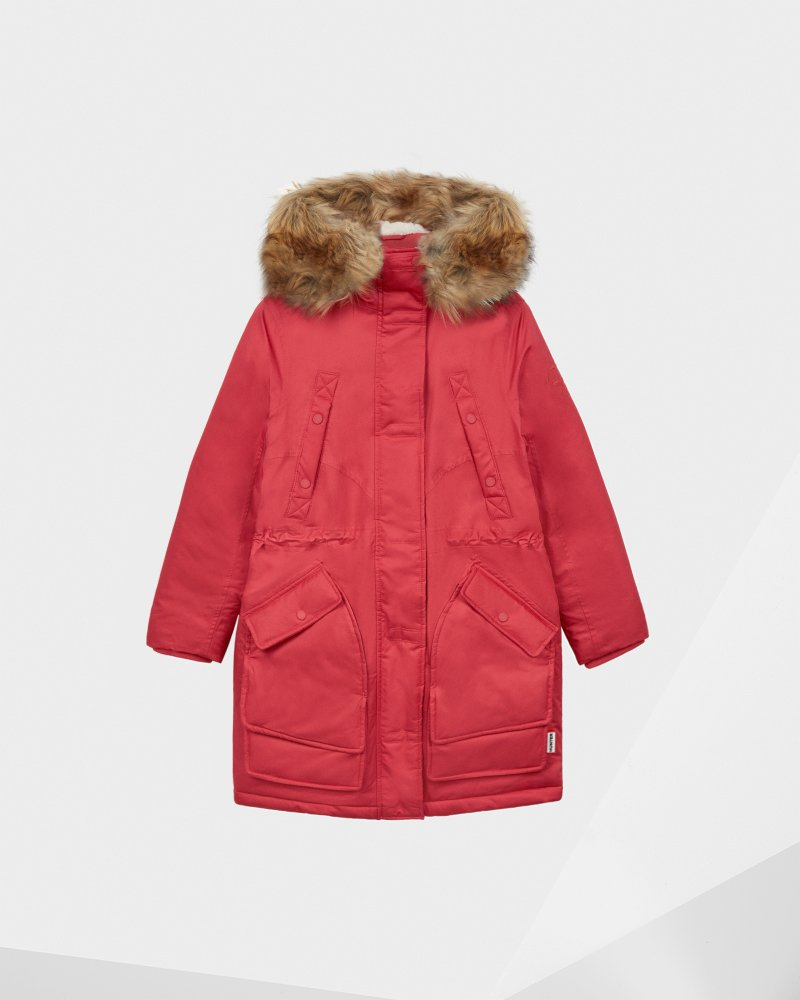 Women's Original Insulated Parka Jacket