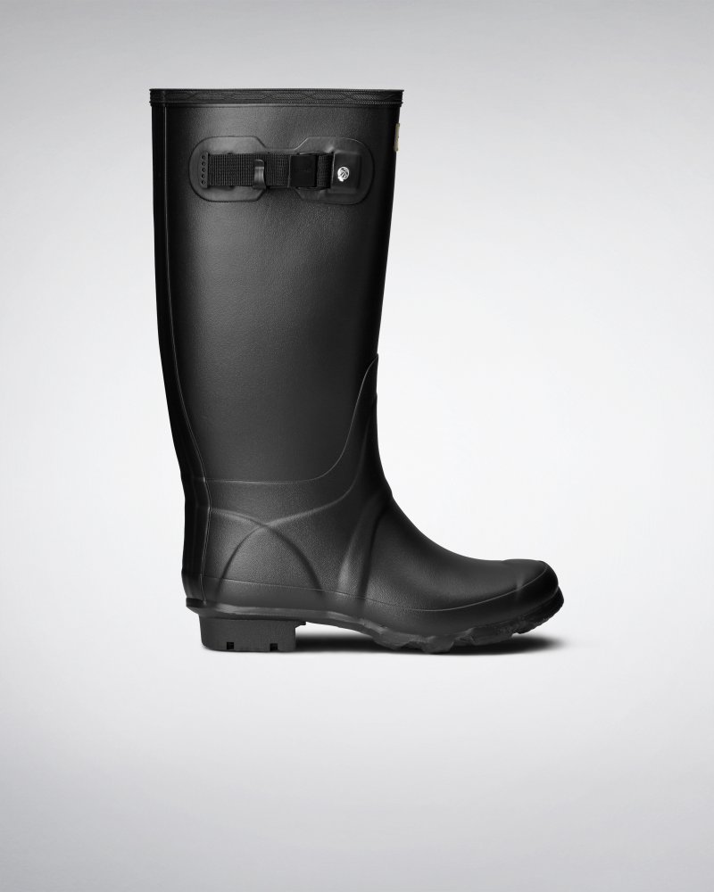 Women's Huntress Wide Leg Wellington Boots