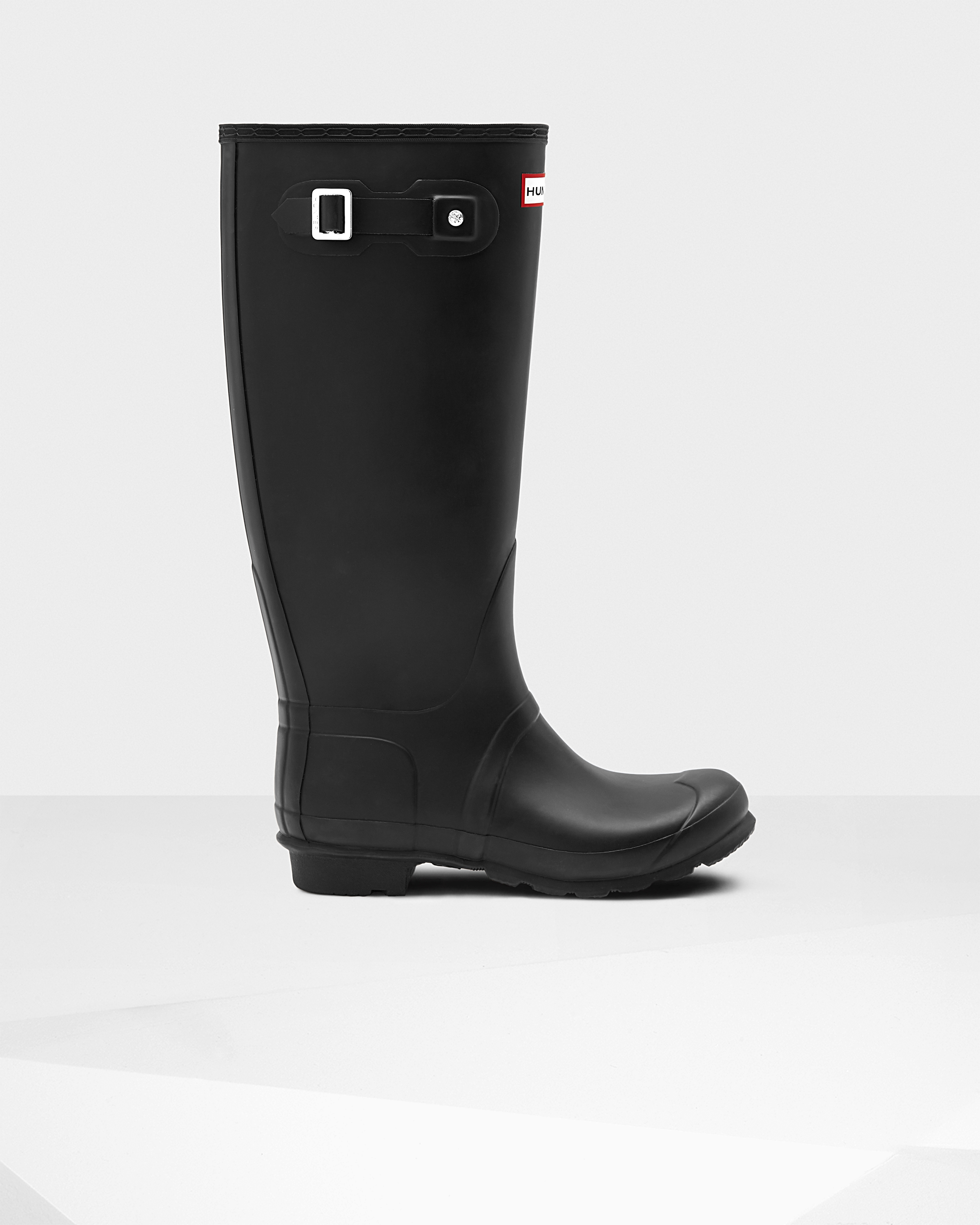 a5846c693185 Womens Black Women s Original Tall Wide Leg Rain Boot