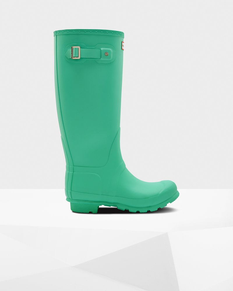 Women's Original Tall Wide Fit Wellington Boot