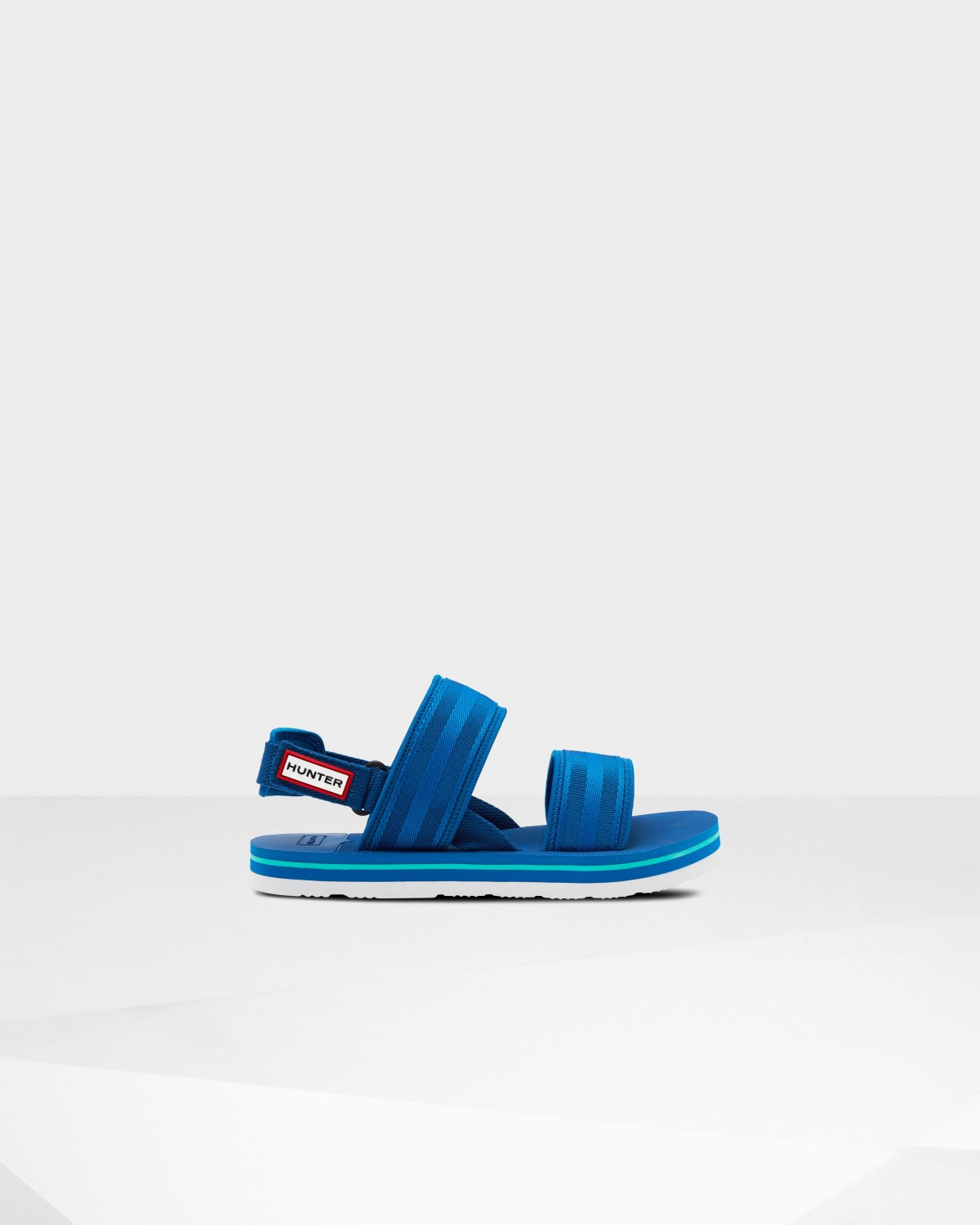 Men's Original Beach Sandal: Bucket Blue